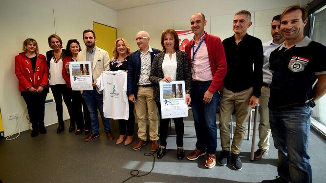 Presentación de la Jornada de Senderismo en Nigüelas.