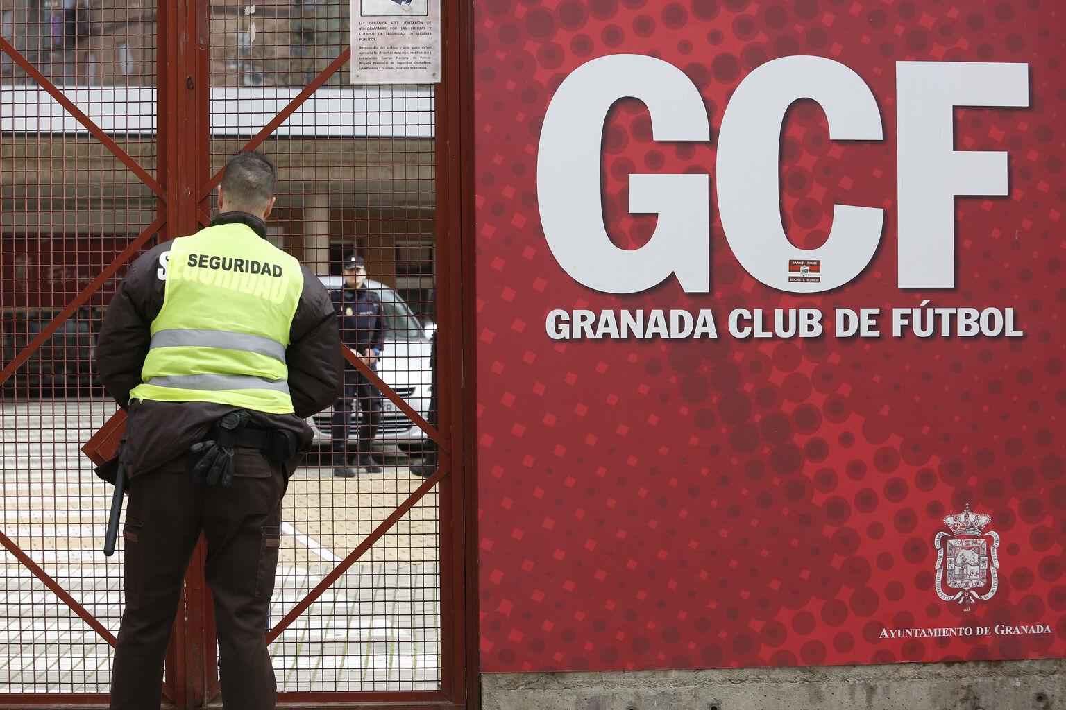 Resultado de imagen de despachos granada cf