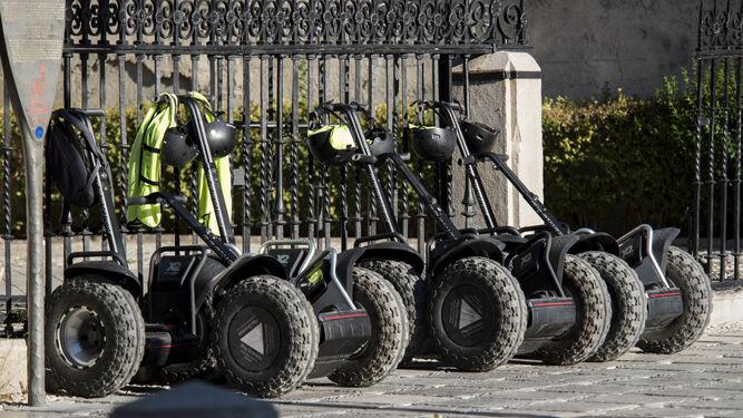 La regulación de los vehículos de movilidad personal, otra meta.