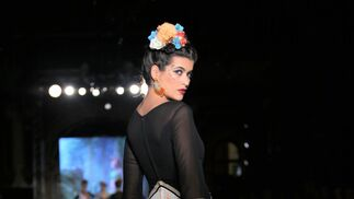 Lola Azahares, fotos del desfile de We Love Flamenco 2019