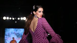 El Ajolí, fotos del desfile en We Love Flamenco 2019
