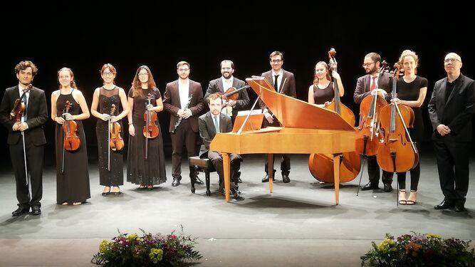 Resultado de imagen de La nueva Orquesta de Cámara Mediterránea motril