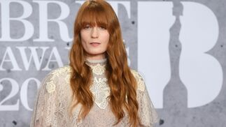 <p>Florence Welch (de Florence + the Machine)</p>
