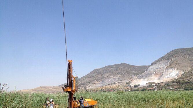 El estudio internacional ha analizado los sedimentos