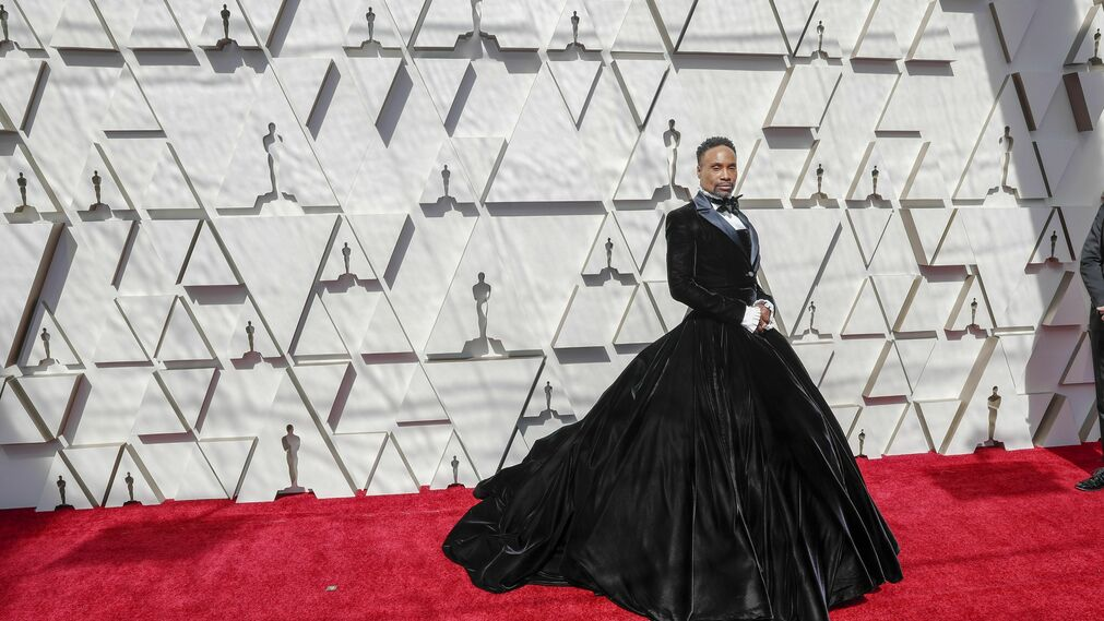 <p>Billy Porter, de Christian Siriano</p>