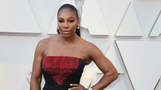 Serena Williams, de Armani