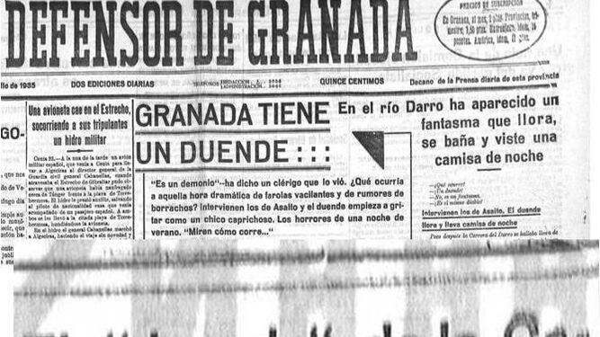 Granada tiene su duente, el 'El Defensor de Granada'.