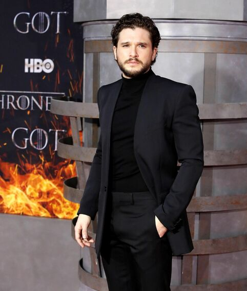 <p>Kit Harrington.</p>