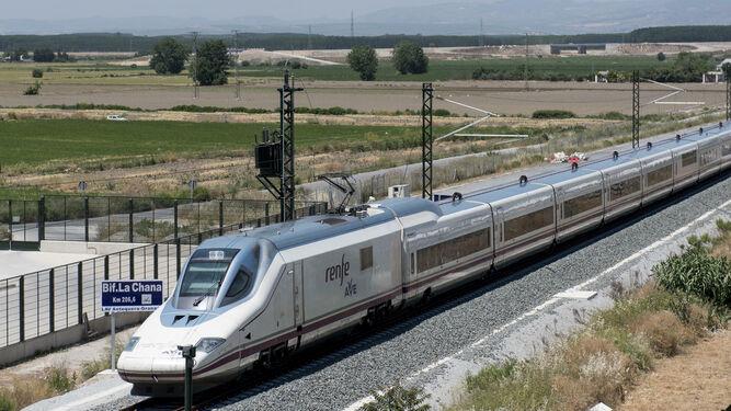 Ave A Granada El Ave Con Barcelona Parara En Zaragoza Lleida Y Tarragona