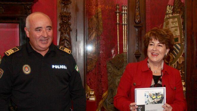 Jose Manuel Jimenez Aviles Nuevo Jefe De La Policia Local