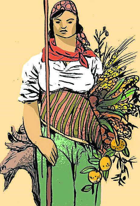 La Mujer Y Su Papel En La Economia Rural Dios, en su infinita sabiduría, otorgó a la mujer el mayor privilegio de ser madre. la mujer y su papel en la economia rural