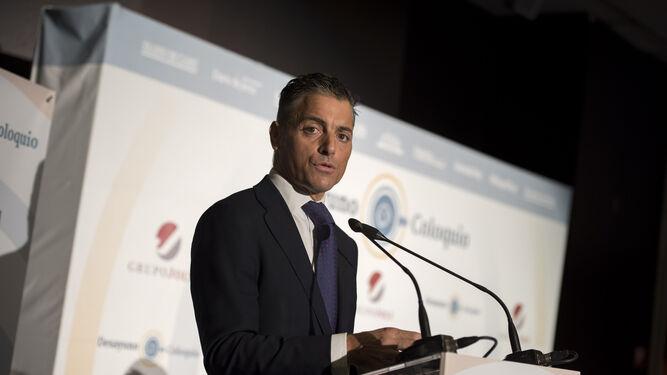 El director territorial de Aedas Homes en Andalucía, Diego Chacón