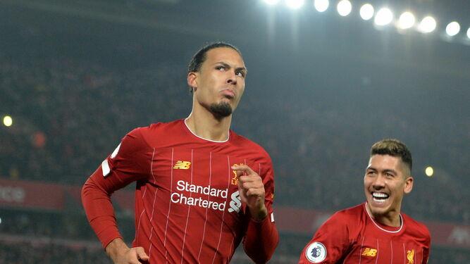 El Liverpool Roza El T U00edtulo