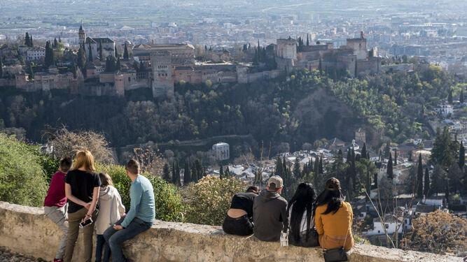 La Red De Miradores De Granada Una Postal En Cada Rincón De La Ciudad