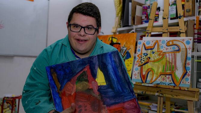 Pinceladas de arte con Alberto Amate