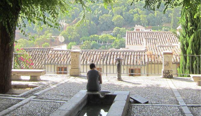 Placeta de Carvajales. Albaicín.