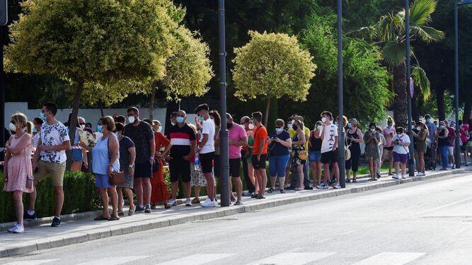 """El coronavirus en Granada: así superó Vegas del Genil su brote """"peligroso"""""""