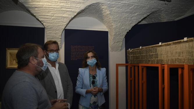 La Casa De Los Tiros Acoge Una Exposición Sobre Puerta Bibrrambla