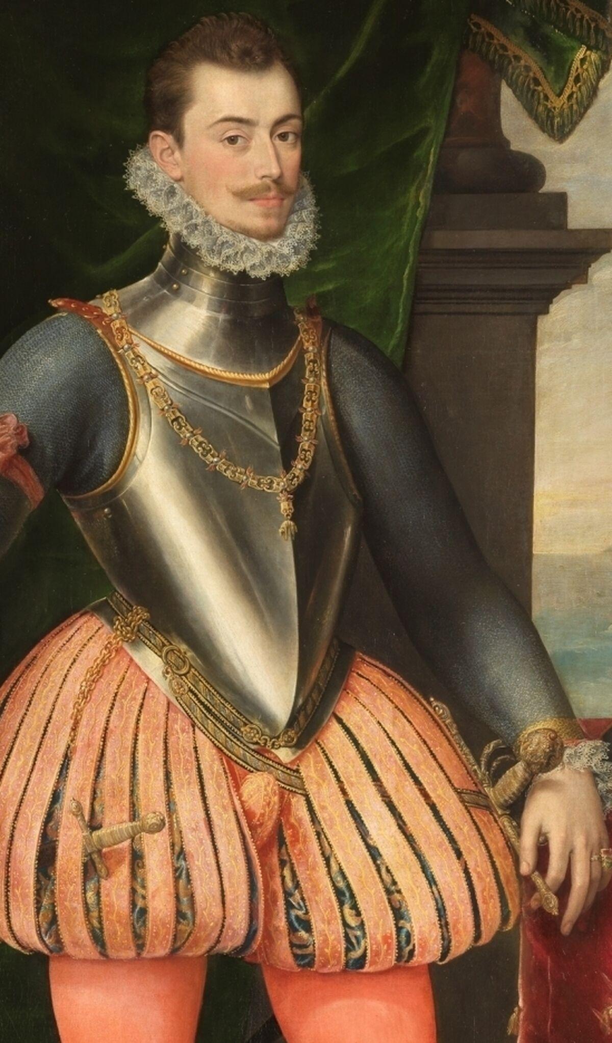Retrato anónimo de Juan de Austria (Museo del Prado)