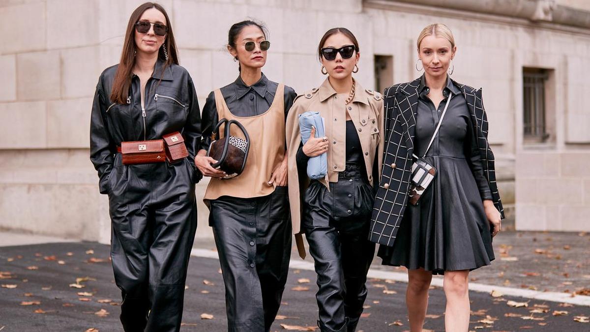 Las diez tendencias en moda del...