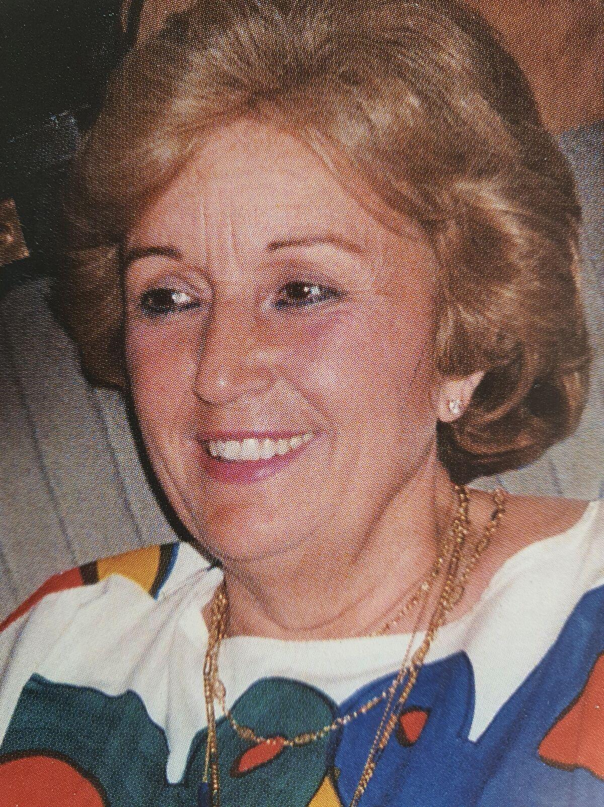 María Angustia Amador creó el flan Dhul.