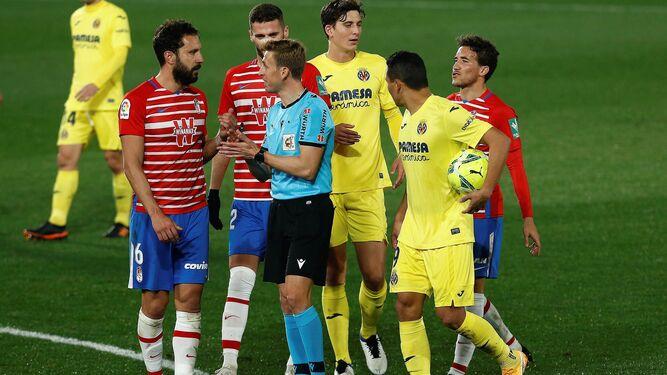 Villarreal-Granada: resultado, resumen y goles del partido de Liga (2-2)
