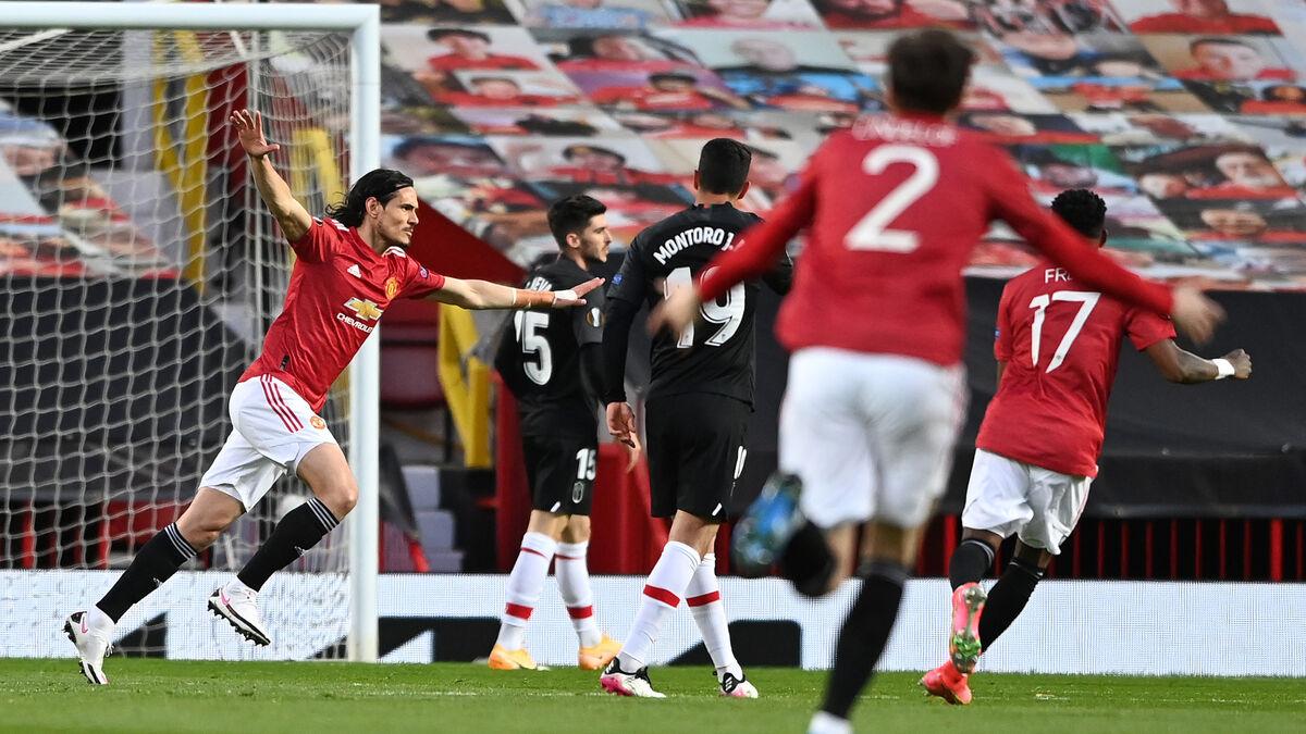 Arsenal, Manchester United, Villarreal y Roma hacen buenos los pronósticos y pasan de ronda. El Granada no puede remontar en Old Trafford.