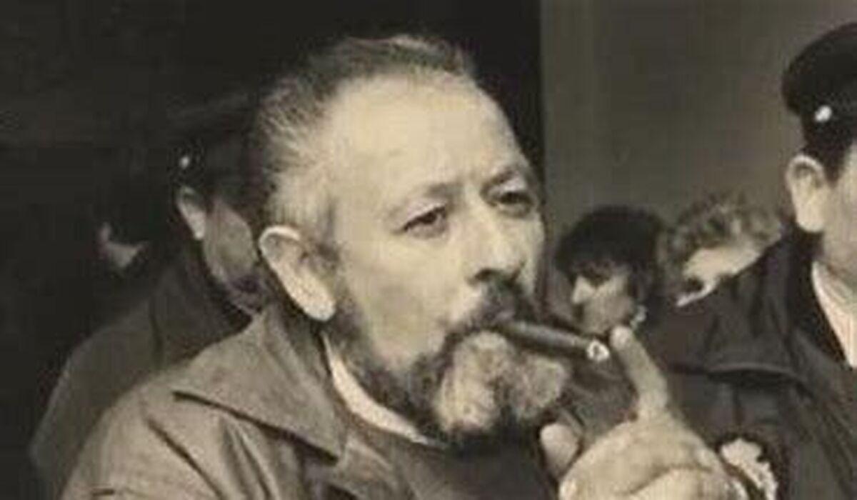 Mariano el pastelero, en una de las sesiones del juicio