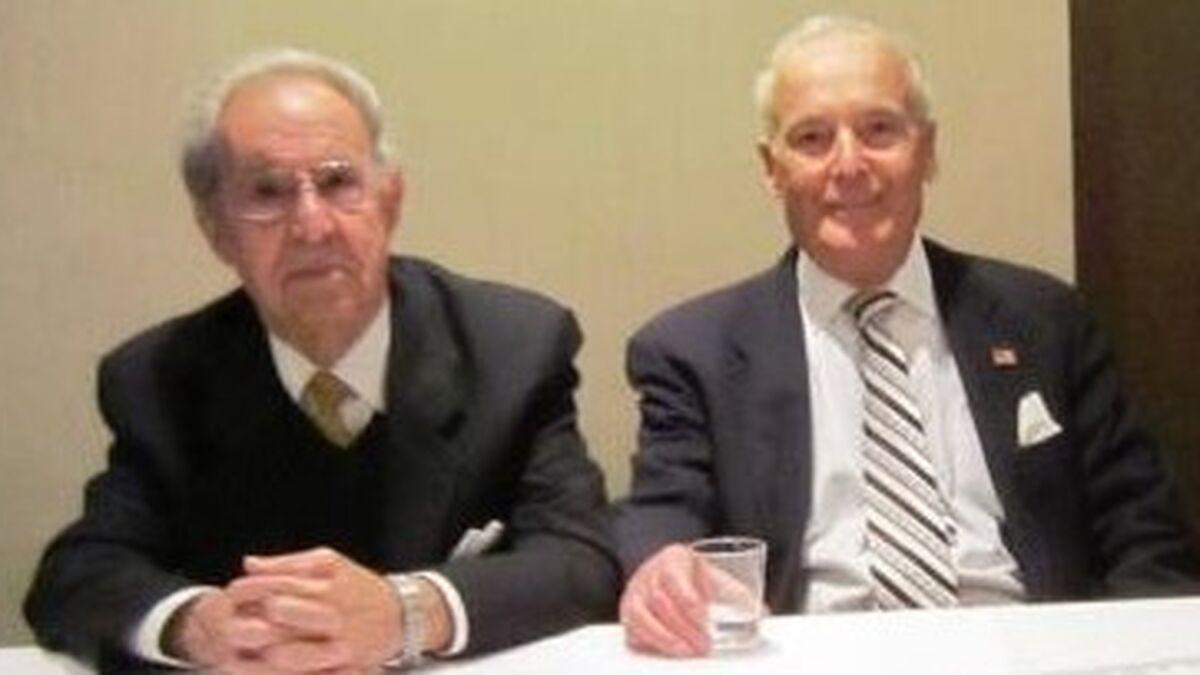 Antonio Benegas y Ramón García, dos malafollás granaínos en Nueva York.