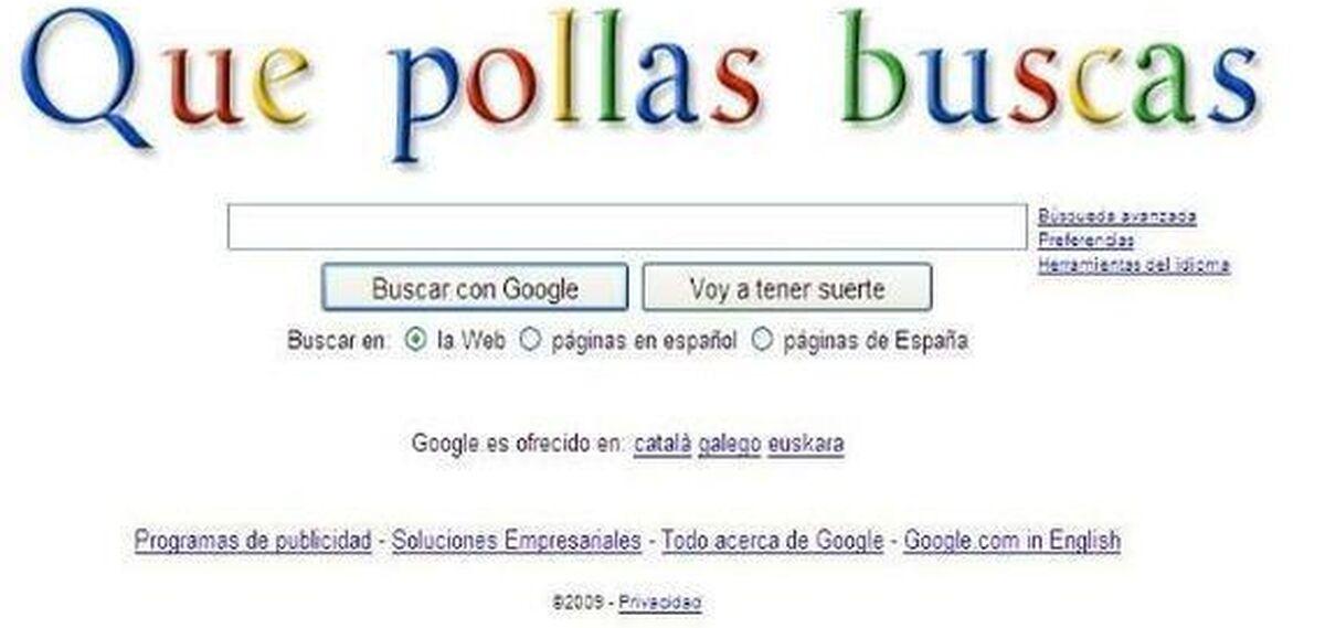 Entrada de Google diseñada por un granadino.