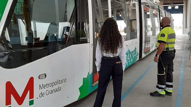 Metro Granada: sale a licitación el servicio de seguridad y vigilancia.