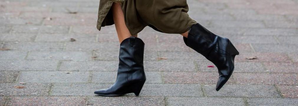 Los zapatos y botas más en tendencia...