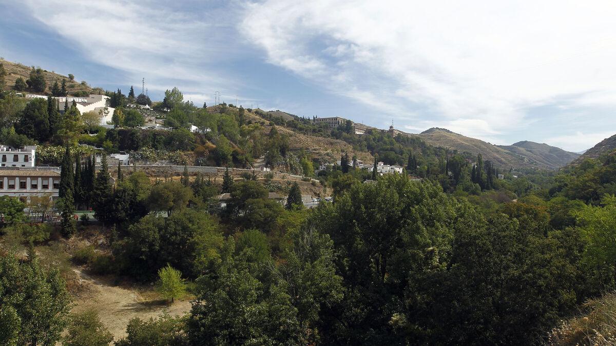 El valle del Darro tiene protección como BIC desde el año 2009