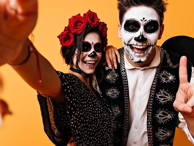 Los mejores disfraces de Halloween...