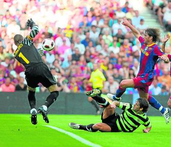 Asalto al Camp Nou del Hércules