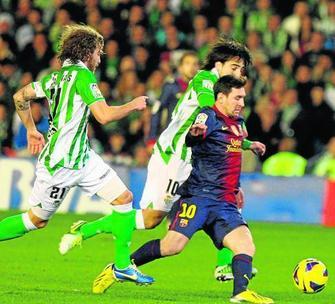 Messi bate récords en Heliópolis caa2b1ca36867
