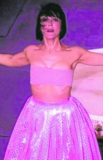 Agatha Ruiz de la Prada acusa a Eva Yerbabuena de manipular sus vestidos 328c1850d21