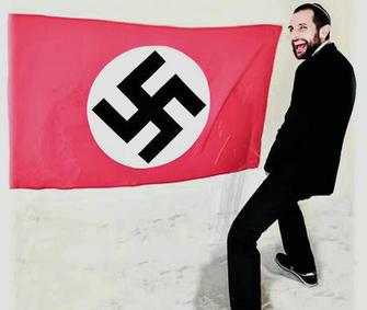Omar Jerez contra el cuarto Reich